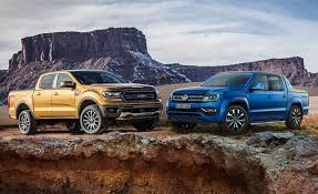 100 Volkswagen Truck Ford Partnership Collaborating On Commercial S