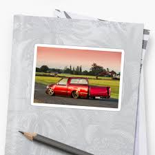 Michael Ellard's Holden Rodeo Minitruck