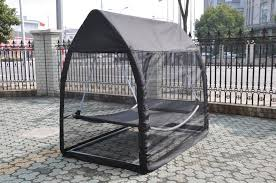 hammock swing bed mosquito canopy standing chair dma homes 60610