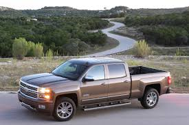 100 Chevy Truck 2014 Five Ways Chevrolet Builds Strength Into Silverado