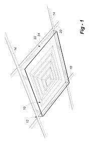 Drop Ceiling Air Vent Deflector patent us6745518 air vent deflector insert google patents