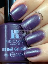 Red Carpet Manicure Led Light by Red Carpet Manicure Postcards From Milan Collection Swatches
