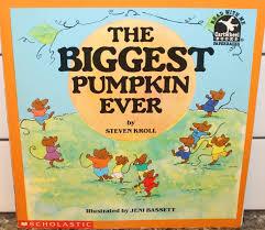 Spookley The Square Pumpkin Book Read Aloud by Tami Reads U201cthe Biggest Pumpkin Ever U201d By Steven Kroll Youtube