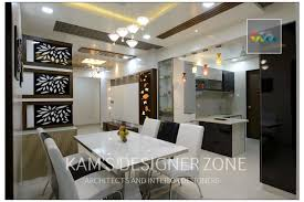 Dinning Area Modern Dining Room By KAMS DESIGNER ZONE