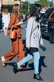 Street Style A La Fashion Week Croisiere 2018 De Sydney