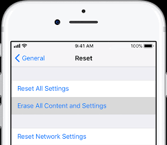 How to erase your iPhone iPad or iPod touch Apple Support