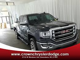 100 Truck Accessories Greensboro Nc Used 2018 GMC Sierra 1500 SLT For Sale In NC