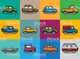 100 Free Cars And Trucks Collection Of Illustration Stock Vector Art More