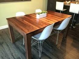 table de cuisine en bois massif table cuisine en bois annin info