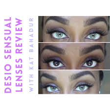 Theatrical Contacts Prescription by Desio Contact Lenses Review Caramel Brown U0026 Desert Dream