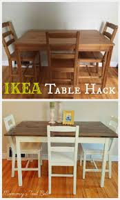 Dining Room Tables Ikea by Best 25 Ikea Table Ideas On Pinterest Ikea Lack Table Ikea