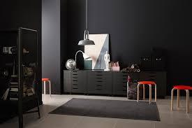 trendfarbe schöner wohnen farbe moderne wohnzimmer grau