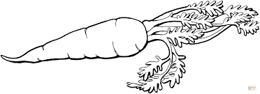 Click The Carrot 2 Coloring Pages