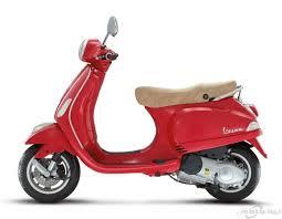 Piaggio Vespa LX 125 150 3V 2012