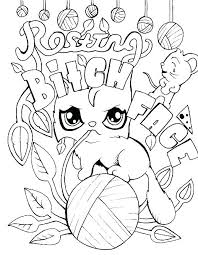 Black Coloring Pages Panther