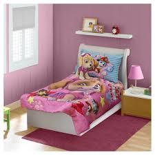 PAW Patrol Skye Pink Bedding Set Toddler 4pc Tar