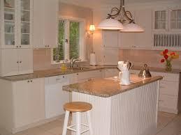 furniture amusing kitchen design with white cabinets plus santa
