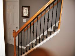 Iron Railings For Stairs Ideas — Railing Stairs And Kitchen Design ... Wrought Iron Stair Railings Interior Lomonacos Iron Concepts Wrought Porch Railing Ideas Popular Balcony Railings Modern Best 25 Railing Ideas On Pinterest Staircase Elegant Banisters 52 In Interior For House With Replace Banister Spindles Stair Rustic Doors Double Custom Door Demejico Fencing Residential Stainless Steel Cable In Baltimore Md Urbana Def What Is A On Staircase Rod Rod Porcelain Tile Google Search Home Incredible Handrail Design 1000 Images About