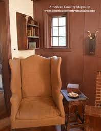 Primitive Living Room Colors by 52 Best American Country Magazine Images On Pinterest Primitive