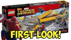 LEGO Captain America Civil War: Tanker Truck Takedown FIRST LOOK ...