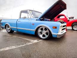 3 Chevy Trucks That Dominated The Summer Car Shows - Daily Rubber