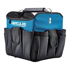 10 In. Tool Tote With 22 Pockets