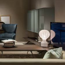 100 Living Room Table Modern Gatto Cocoon Lamp By Achille Castiglioni FLOS USA