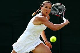 Tennis Player Jelena Jankovic Had A Bra Malfunction And Fan Stepped In To Help Her