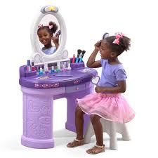 Step2 Deluxe Art Activity Desk Uk by Girls U0027 Vanity Sets Toys