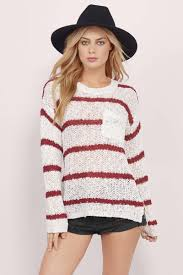 white u0026 navy sweater white sweater navy stripe sweater 20