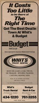 100 Budget Truck Rental Rates Whits Ann Arbor District Library