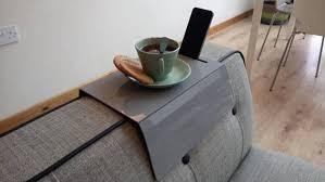 table de canapé canapé bras plateau set de table canapé table canapé bras
