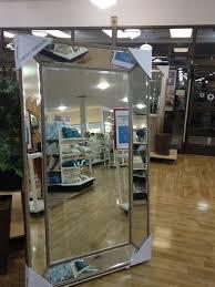 Bright And Modern Floor Mirror Home Goods HomeGoods Wall Decor