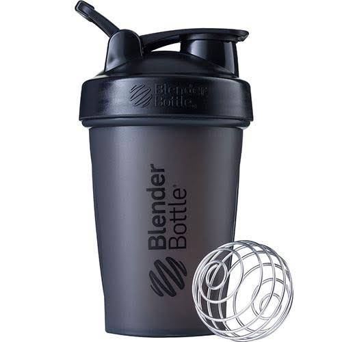 Blender Bottle Classic Shaker Cup Sportmixer - Black