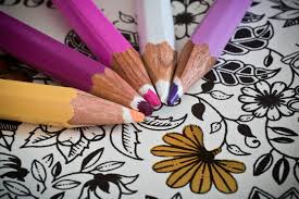 Calming Down With Coloring Books For Grown Ups A New Trend In Stress Relief