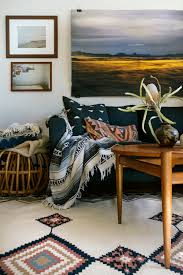 Modern Curtains 2013 For Living Room by Remodelaholic Inspiration File Wild U0026 Modern Southwestern Style