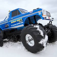 100 Blue Monster Truck BIGFOOT Classic 110 Scale RTR HobbyQuarters