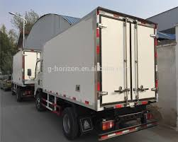 20ft Insulated Van Body / Insulated Panel Truck Body Ckd ...