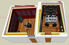 Home Recording Studio Design Simple Plans