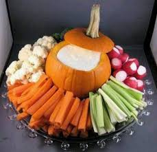 Pumpkin Guacamole Throw Up Cheese by Spooky Halloween Treats And Appetizers U2014 Today U0027s Every Mom