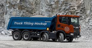 100 Free Truck Tilting Mockup Transport Mockup Bies Fribly