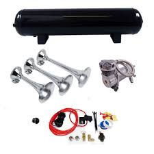 Buy Train Horn Kit For Trucks And Cars. [Complete Kit] 3 Chrome ... Tips On Where To Buy The Best Train Horn Kits Horns Information Truck Horn 12 And 24 Volt 2 Trumpet Air Loudest Kleinn 142db Air Compressor Kit230 Kit Kleinn Velo230 Fits 09 Hornblasters Hkc3228v Outlaw 228v Chrome 150db Air Horn Triple Tubes Loud Black For Car Universal 125db 12v Silver Trumpet Musical Dixie Duke Hazzard Trucks 155db 200psi Viair System Conductors Special How Install Bolton On A 2010 Silverado Ram1500230 Ram 1500 230 With 150psi Airchime K5 540