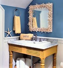 beach themed bathroom decorating ideas interior pin summer