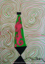 Bob Marley Lavalamp Moon Drop by Andy Warhol Lava Lamp Draw Lava Lamp Paint With Contrasting