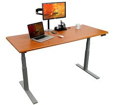 Standing Desk Conversion Kit by Thermodesk Uptown Standing Desk