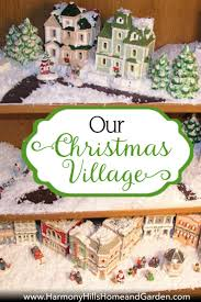 Lemax Halloween Village Displays by 1748 Best Christmas Village Displays Images On Pinterest