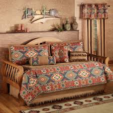 Southwest Decoratives Kokopelli Quilting Co by Southwest Bedding Touch Of Class