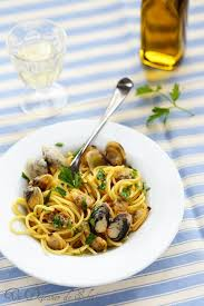 spaghetti alle vongole aux palourdes comme en italie un