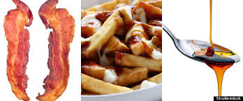 cuisine canada canadian food the most canadian foods include bacon poutine