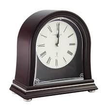 Bulova Table Clocks Wood by Clocks Outstanding Design Of Mantel Clocks For Pretty Home